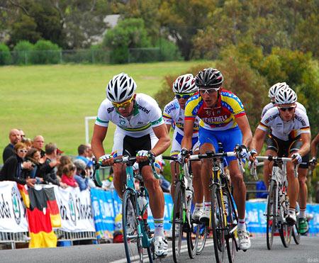Michael Matthews U23 UCI World Championships Melbourne
