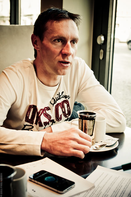 Jens Voigt Interview with Bicycles Network Australia (BNA)