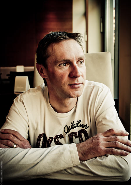 Jens Voigt Interview: Cycling Technology