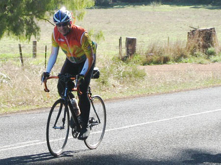 Omar Khalifa Bicycle NSW