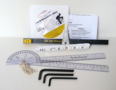 Bike Fitting Kit