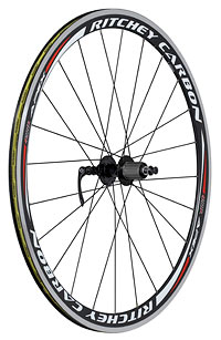 Ritchey Pro Carbon Apex Clincher Road Wheels 2010