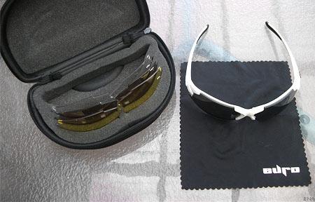 EuroOptics Burst Sunglasses Case