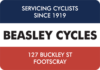 Beasley cycles footscray