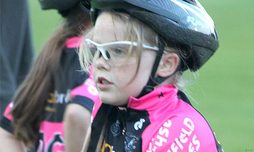 Competitive Cycling for Children