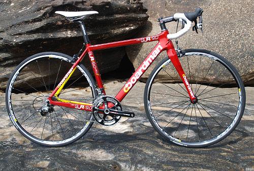 Boardman SLR 9.0 Road Bike Review