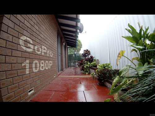 GoPro 1080p