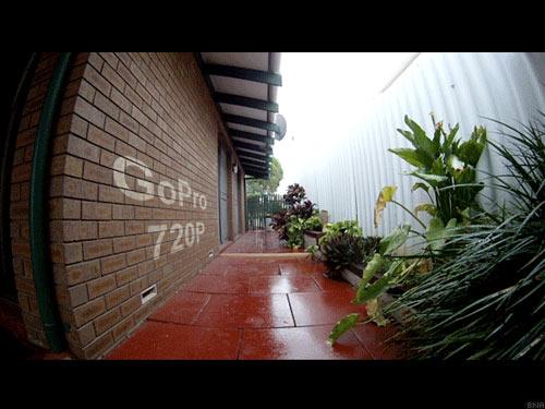 GoPro 720p