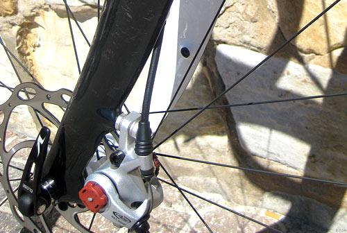 Volagi Liscio Disc Brakes