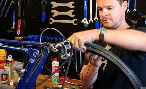 Jordan Wilson Mechanic