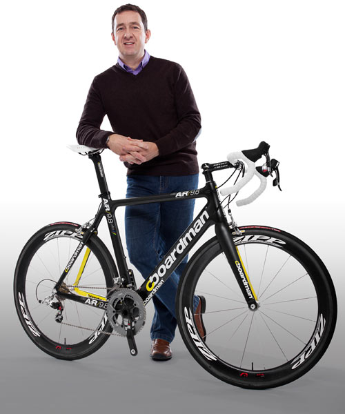 Chris Boardman Boardman Bikes