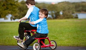 Spin Baby Children's Cycling Jerseys