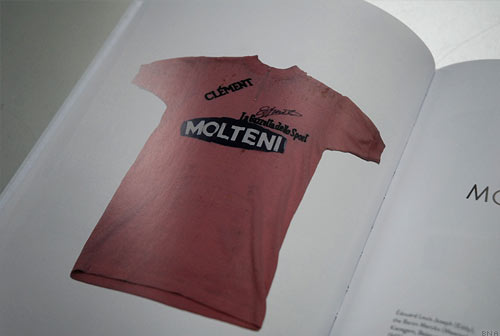 Molteni Clement Cycling Jersey