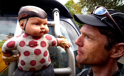 Tour of New Zealand Dan Underwood