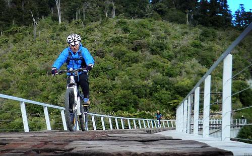 Tour of New Zealand Ohakune Railway