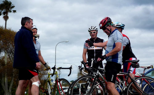 Tour of New Zealand Finish at Whanganui