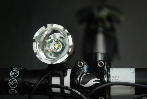 Xeccon S14 handlebar light