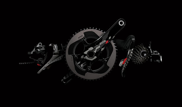 2013 SRAM RED Groupset