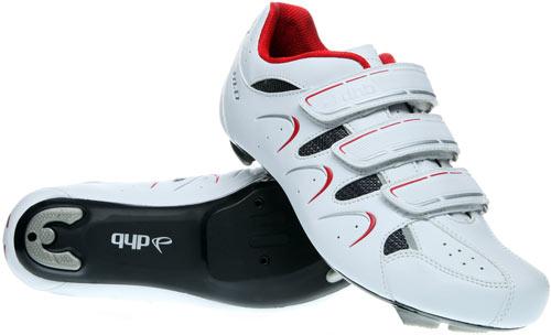 White dhb R1.0 Cycling Shoes