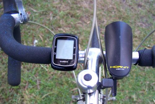 The Hornit Bike Horn