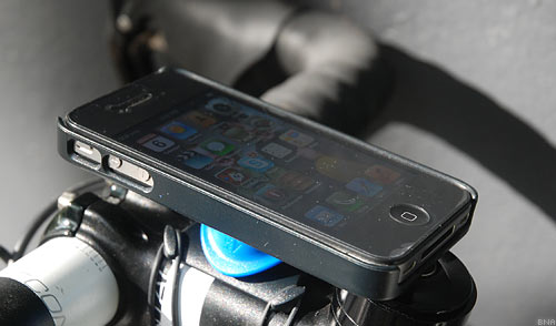 Quadlock iPhone Bicycle Mount