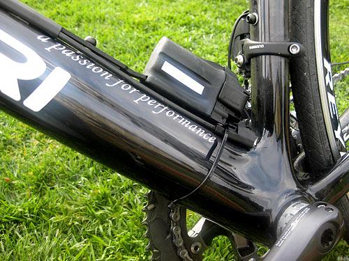 Azzuri Forza Ultegra Di2 Carbon Fibre
