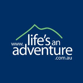 Life's an Adventure logo
