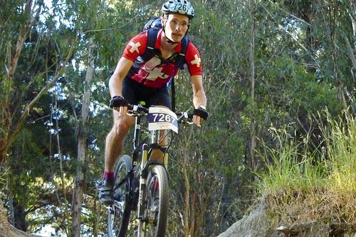 Huka Falls Mountain Bike Challenge