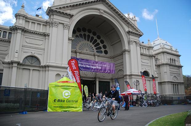 Test Rides at Ausbike