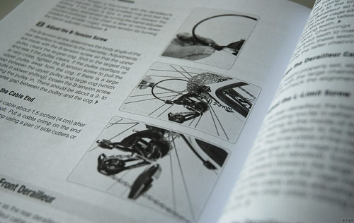 Bicycle Repair Instructions
