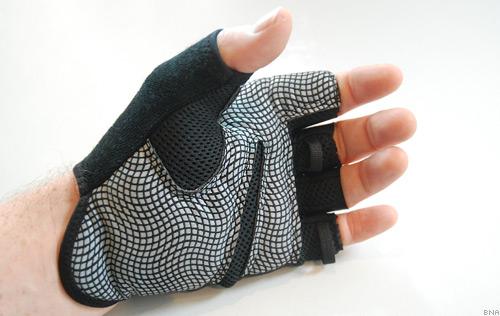 Prendas Ciclismo Road Cycling Black Gloves