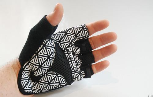 Prendas Ciclismo Road Cycling White Gloves