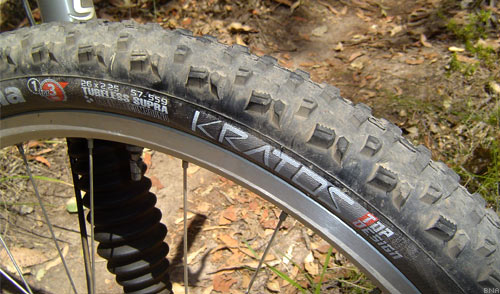 Rubena Kratos Scylla Mountain Bike Tire Review