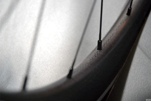 Zipp Carbon Fibre Kevlar 3D stitching