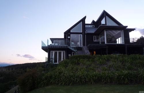 acacia cliffs Lodge Taupo
