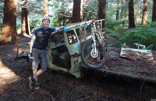Junk and Disorderly MTB Taupo
