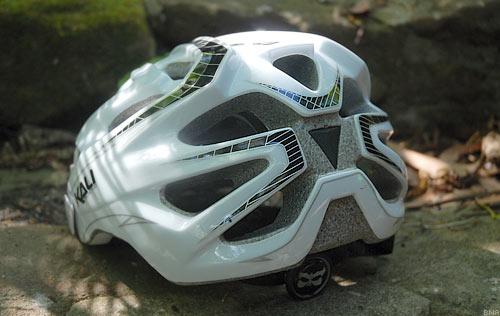 Kali Chakra Plus MTB Helmet Rear