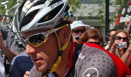 Lance Armstrong Oprah Doping
