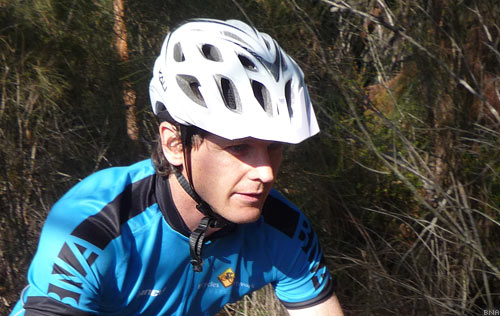 Mountain Bike Helmet Sydney
