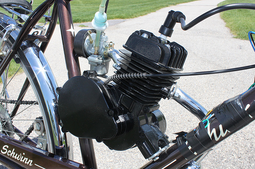 Chainsaw bicycle conversion bicycle bike review for Colorado motorized bicycle laws