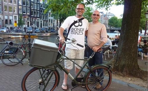 Omar Khalifa Amsterdam Holland