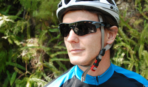 batgc The Look, the Fit, the Ride: Oakley RadarLock Path Sunglasses