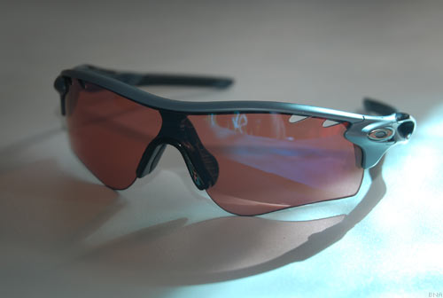 Oakley RadarLock G30 Iridium Vented Orange Lenses