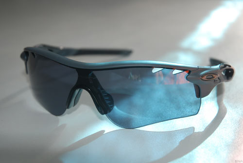 Oakley RadarLock Path Matte Heather Grey Vented