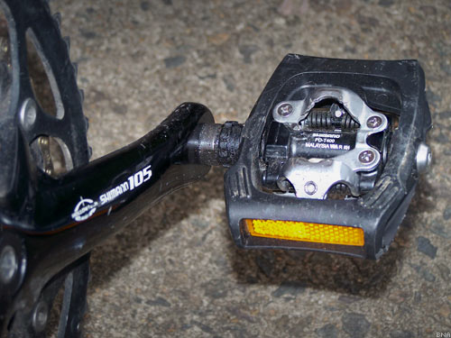 Shimano Click R Commuter Pedals