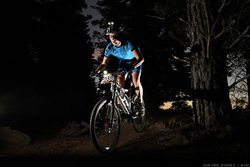 Mont24 Night MTB Lights from MyTinySun