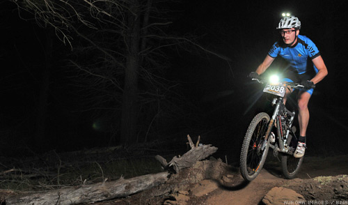 MyTinySun Bike Lights Night Mountainbike