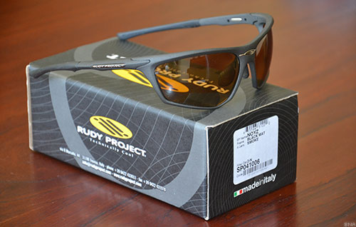 Rudy Project Custom Prescription Sunglasses