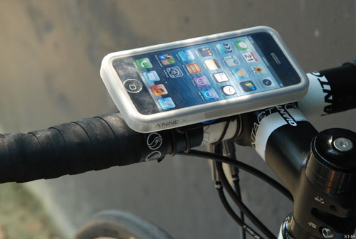 Annex Qaudlock iPhone Cycling