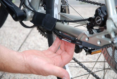 ebike cable repair